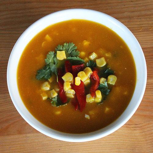 Santa-Fe-Style Vegetable Soup