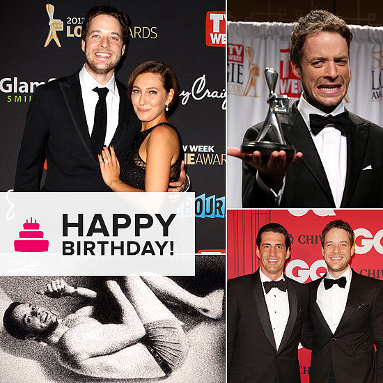 Happy Birthday, Hamish Blake — See His Happiest and Goofiest Pictures