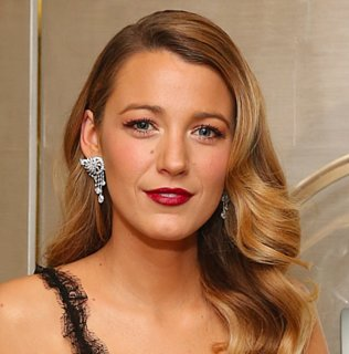 Blake Lively Channels Veronica Lake at Van Cleef & Arpels