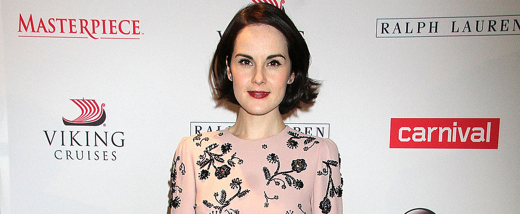 Think Pink Like Michelle Dockery