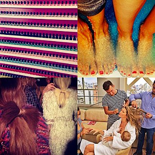 Celebrity Beauty Instagrams | Dec. 11, 2013