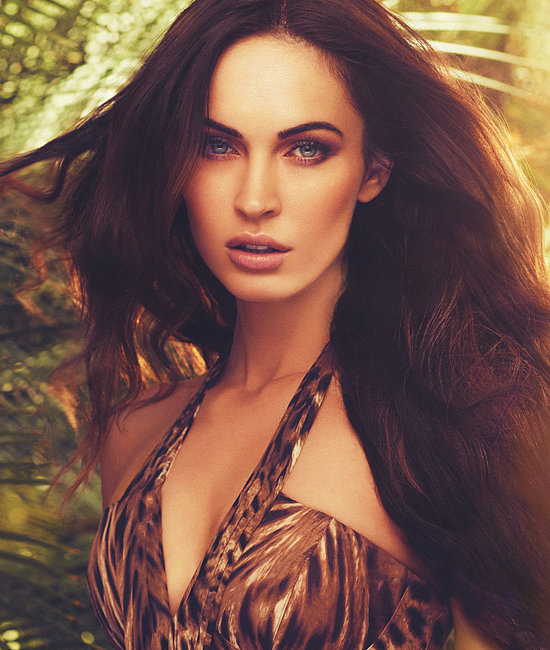 When you're creating a sexy fragrance for a sexy woman, there really is only one option for a spokesperson: Megan Fox. She smoldered as the face of Avon Fragrances earlier this year.