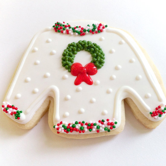 Guide to Making the Cutest Ugly Christmas Sweater Cookies