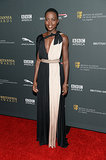 Lupita Nyong'o at the Brittania Awards