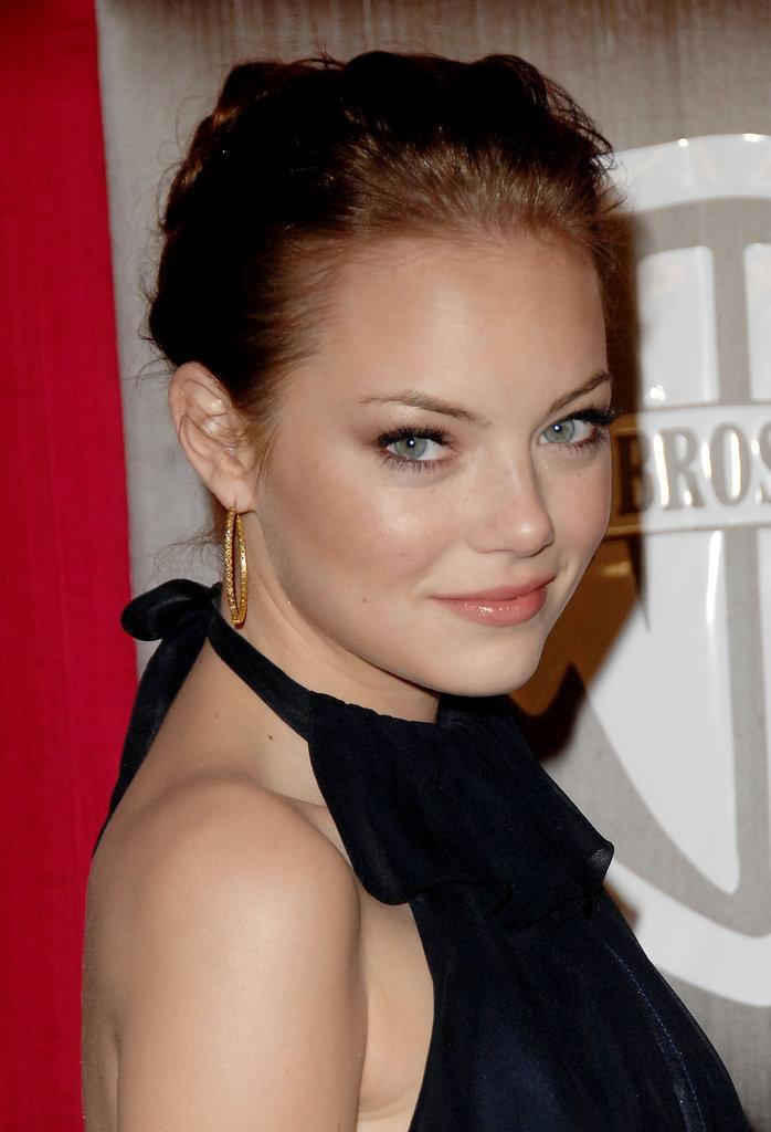 Emma Stone, 2009