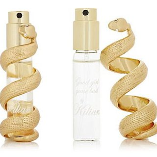 Kilian Gold Snake Purse Spray Holder Is a Great Beauty Gift