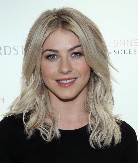 Should Julianne Hough Rethink Her Hair Extensions?