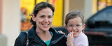 Jennifer Garner Gets the Giggles With Her Tiny Dancer