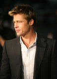 Brad Pitt was the pictures of perfection during Babel's LA premiere in November 2006.