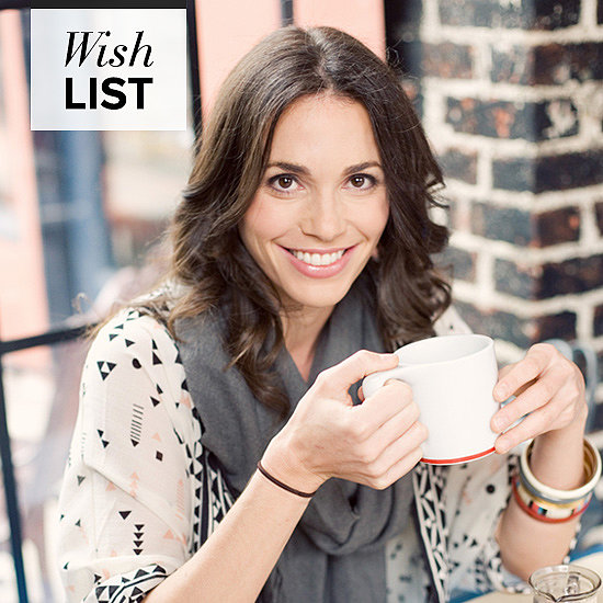 Peek at Aida Mollenkamp's Classy Christmas Wish List