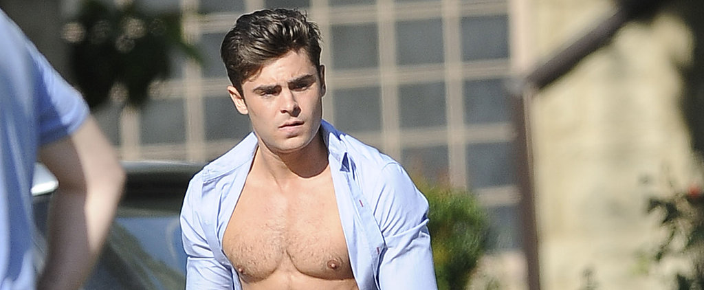 Best of 2013: Who Is the Hottest Shirtless Guy?