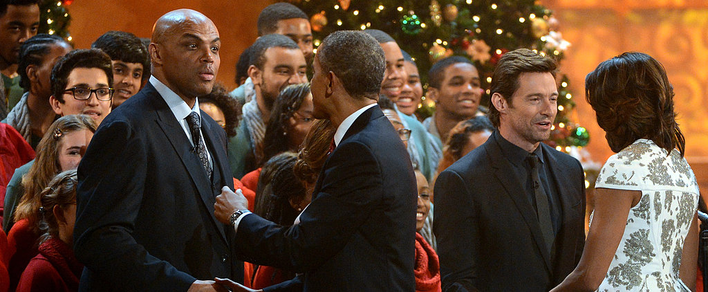 Even President Obama Can Be Charmed by Hugh Jackman