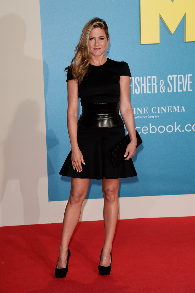 Jennifer Aniston in Alexander McQueen