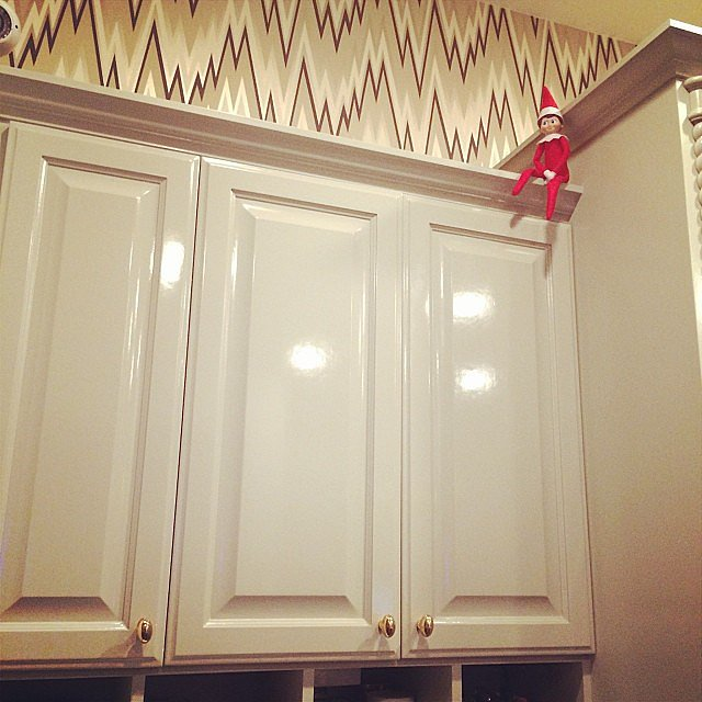 Kourtney's Sneaky Elf