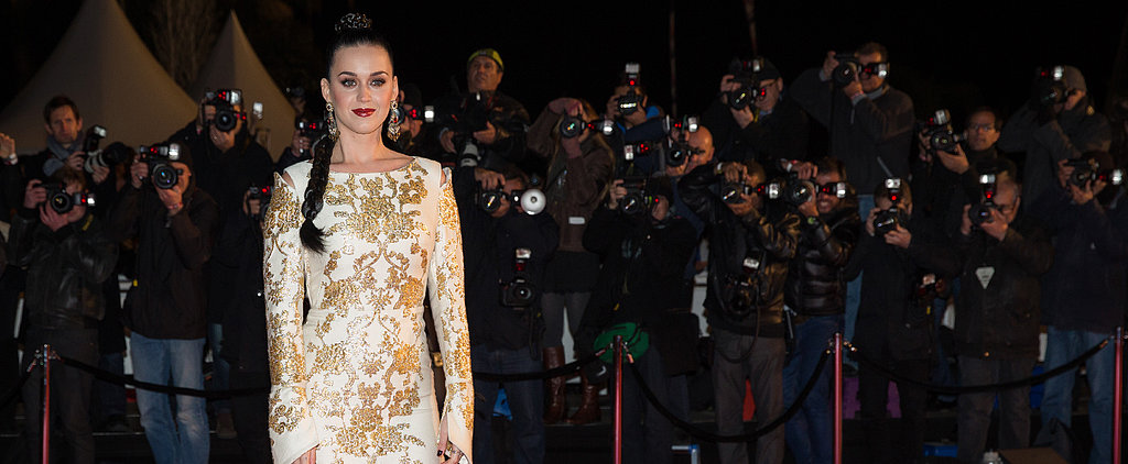 Copy Katy Perry's Exotic, Braided Ponytail in a Few Easy Steps