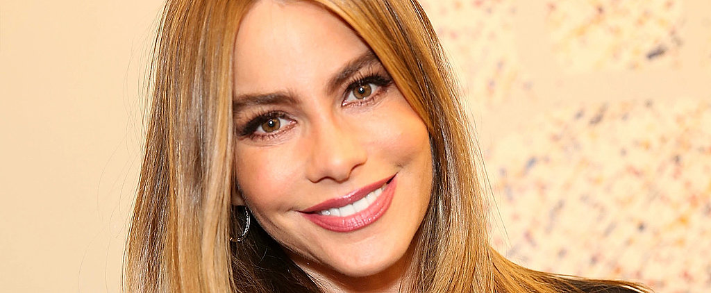 Sofia Vergara Makes Us Want To Throw Out Our Tweezers
