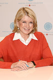 "Martha Stewart's party skills should never be underestimated. During an interview with Bravo's Andy Cohen, Martha shared a story about seeing two people smoke ""sloppy joints"" in NYC. ""Of course, I know how to roll a joint,"" she said, stopping short of admitting that she lights up."