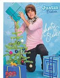 The Other Justin (Bieber) Posed Awkwardly With His Present