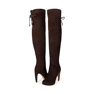Splurge-Worthy, Totally Sexy Over-the-Knee Boots