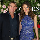 Shane Warne and Elizabeth Hurley Split?