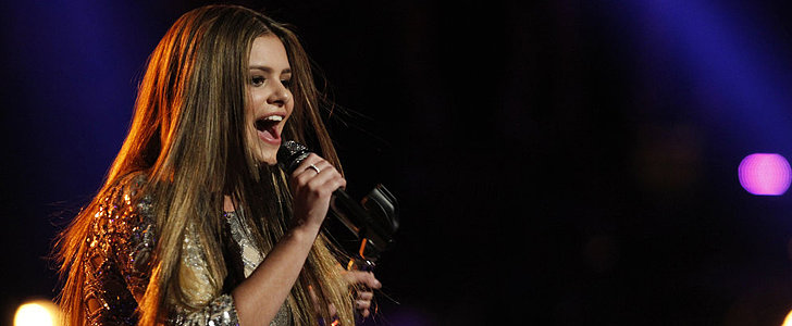 Jacquie Lee's Sleek Hair Is Just as Fierce as Her Voice