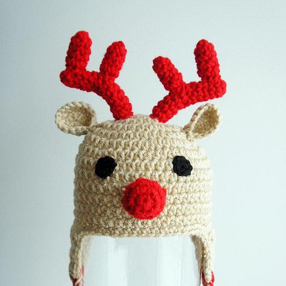 StylishBabyHats Reindeer Hat