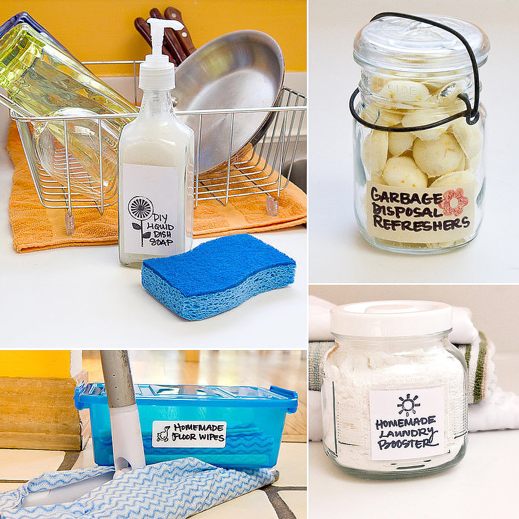 Make Your Own Cleaning Products