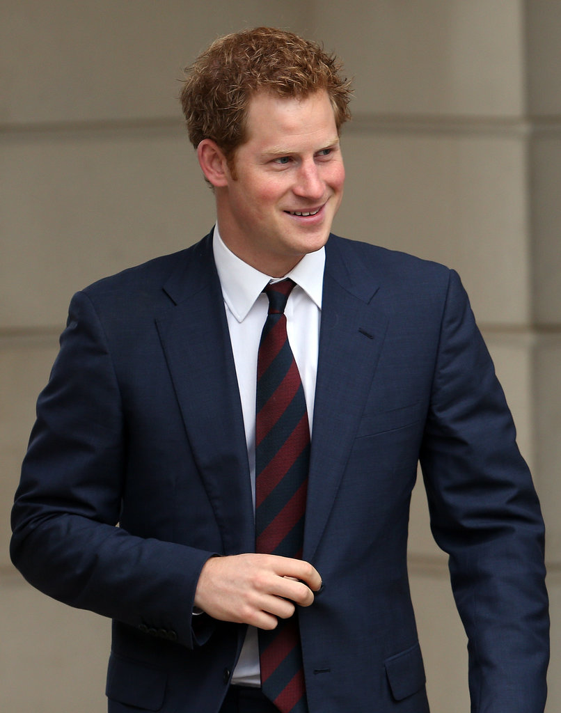 Prince Harry's Big 3-0