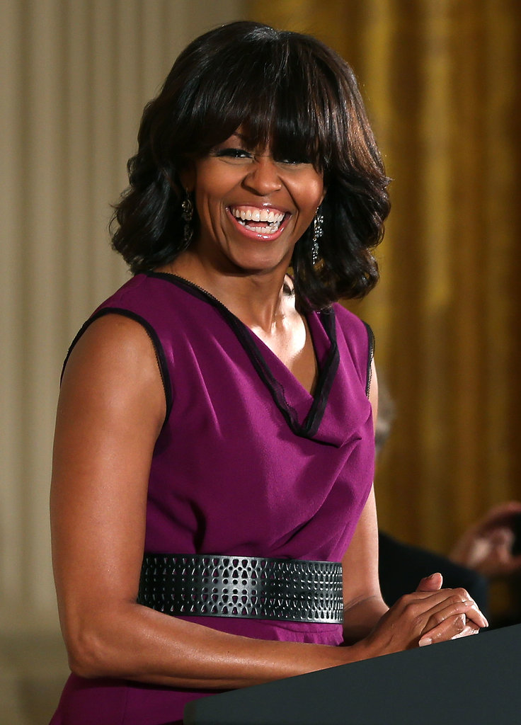 The First Lady's 50th Birthday