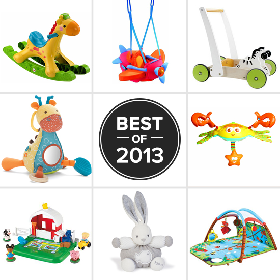 Best Toys Of 2013 : Follow us on pinterest
