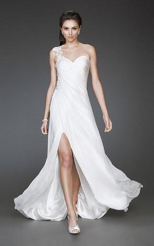 Prom Dresses Sheath One Shoulder Floor Length Chiffon [VGUP394ZT4Y] - $179.00 : Homecoming Dresses Cheap Sale
