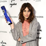 Your Mind Will Be Blown by Alexa Chung's Shocking Hair Icon