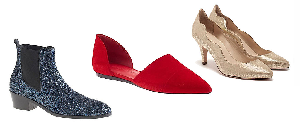 Yes, Comfortable Party Shoes Are a Thing