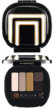 MAC Stroke of Midnight Eyes: Smokey