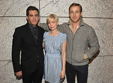 Jake hosted an LA screening of Blue Valentine for friends Ryan Gosling and Michelle Williams in December 2010.
