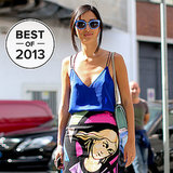 The Best Street Style of 2013