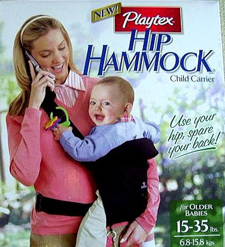 Playtex Hip Hammock Carrier