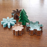 DIY Cookie-Cutter Candles
