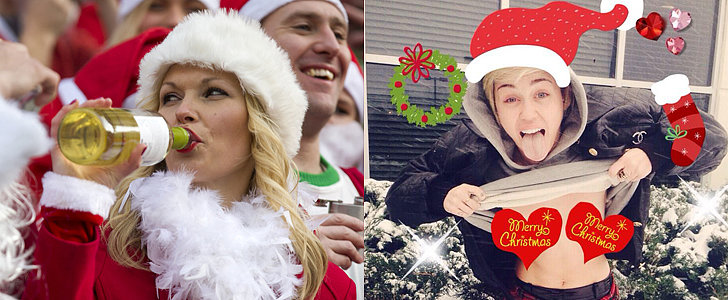 Drunk Santas and More Stories That Got You Talking This Week