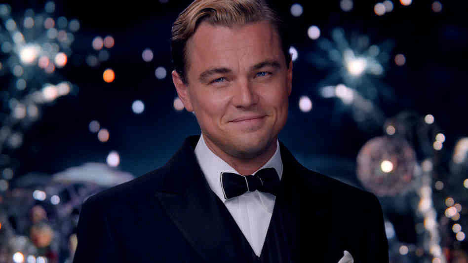 Jay Gatsby in The Great Gatsby