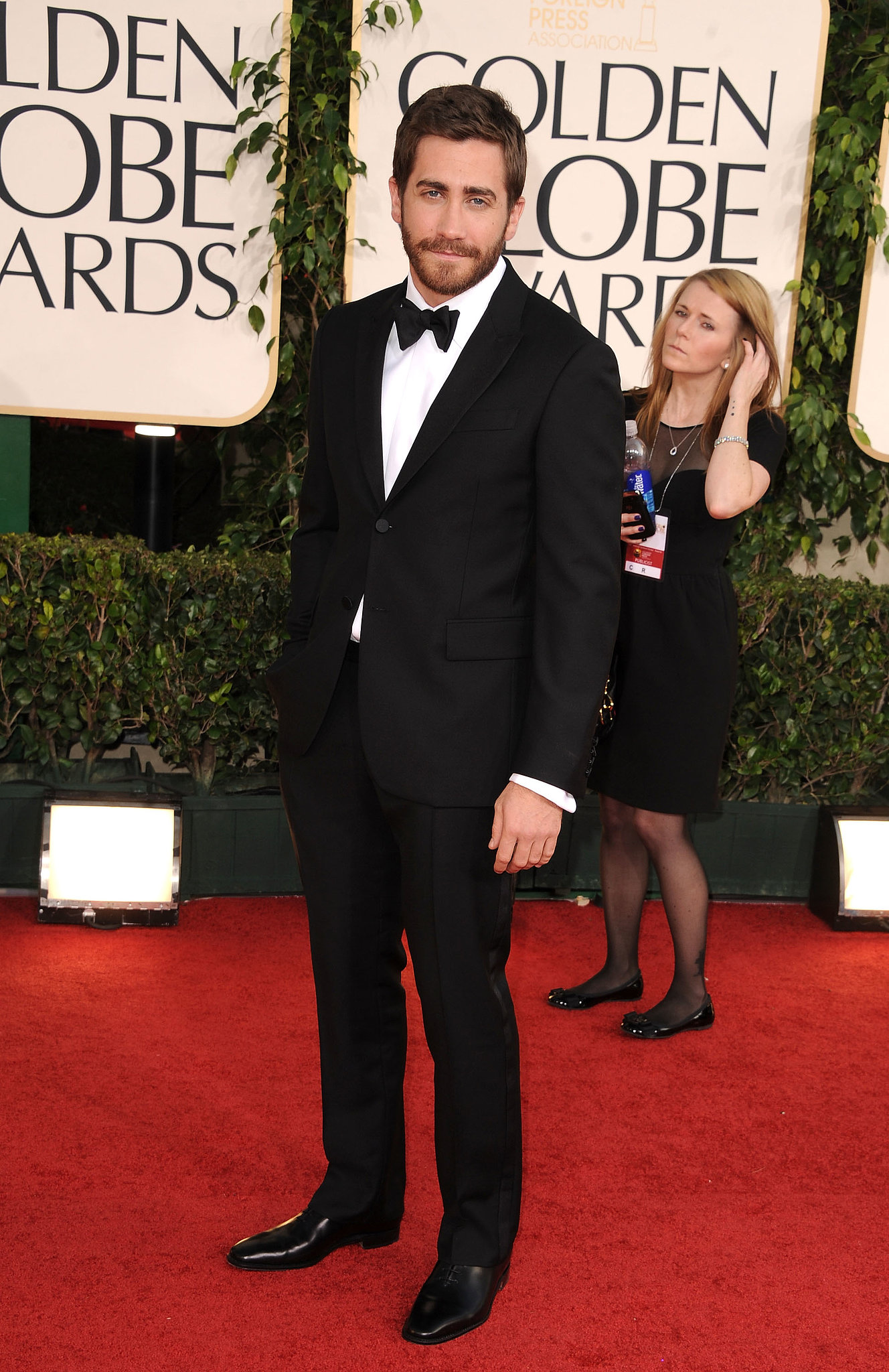 jake gyllenhaal golden globes 2017 - photo #29