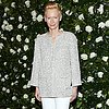 Tilda Swinton Haider Ackermann Vacation