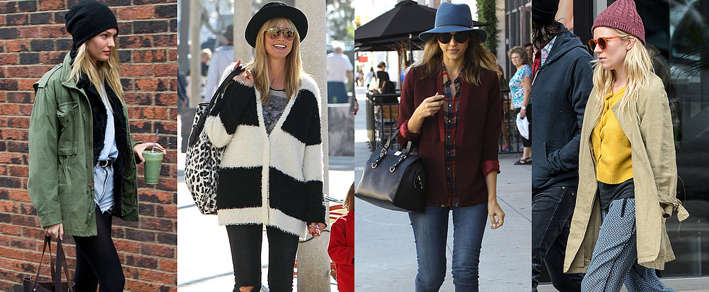 7 Ways to Make Your Winter Outfit All About the Hat