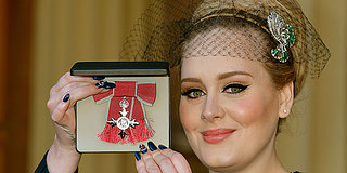 Adele Receives Most Excellent Order Of The British Empire Honor, Looks Beautiful Doing It