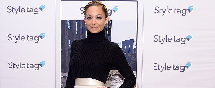 Prepare to See a Lot of Nicole Richie in This Coat