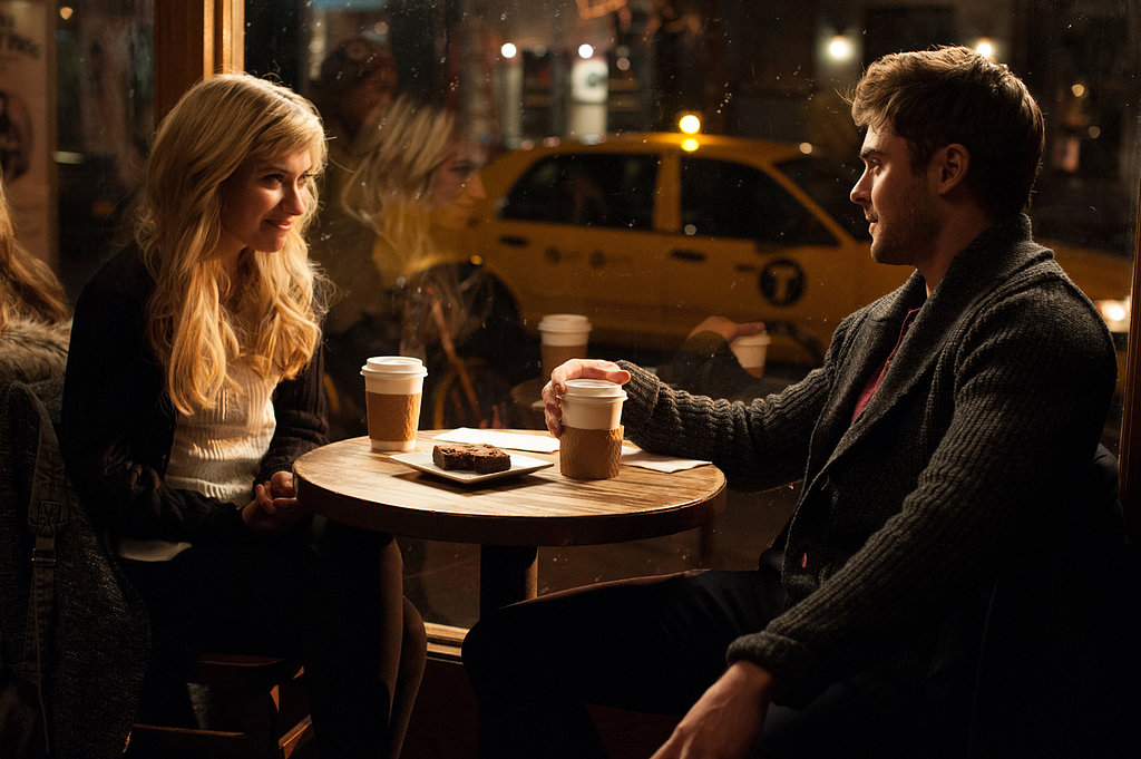 This is the quaintest coffee date we've ever seen.