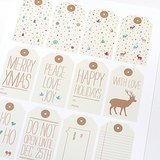Sweet Holiday Gift Tags