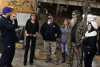 Sarah Palin Defends Phil Robertson's Right to Free Speech and So Should We All