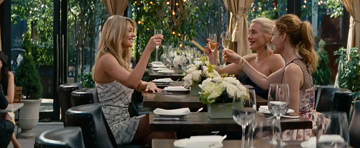 Cameron Diaz Takes Jaime Lannister Down in The Other Woman