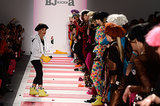 Betsey Johnson Fall 2013